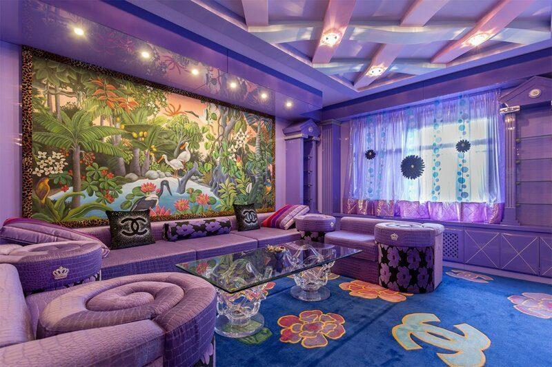 25 примеров дизайна квартир, в которых сможет жить далеко не каждый