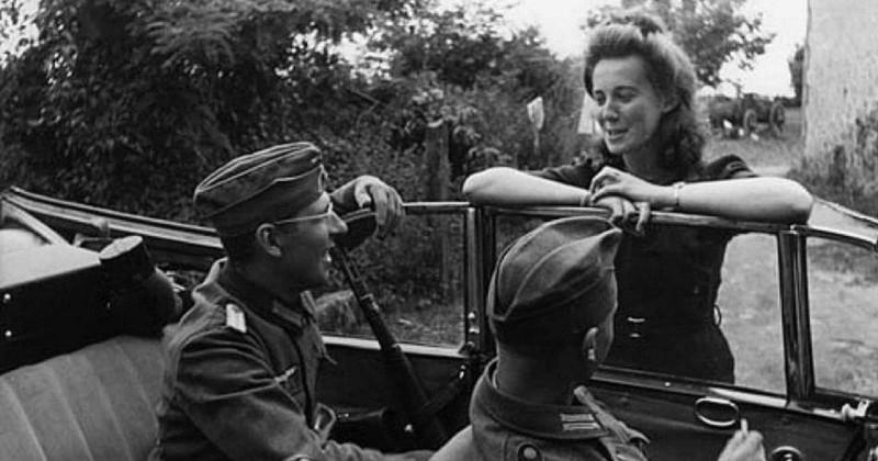 Советские разведчицы: опасное сексуальное оружие Красной империи фото