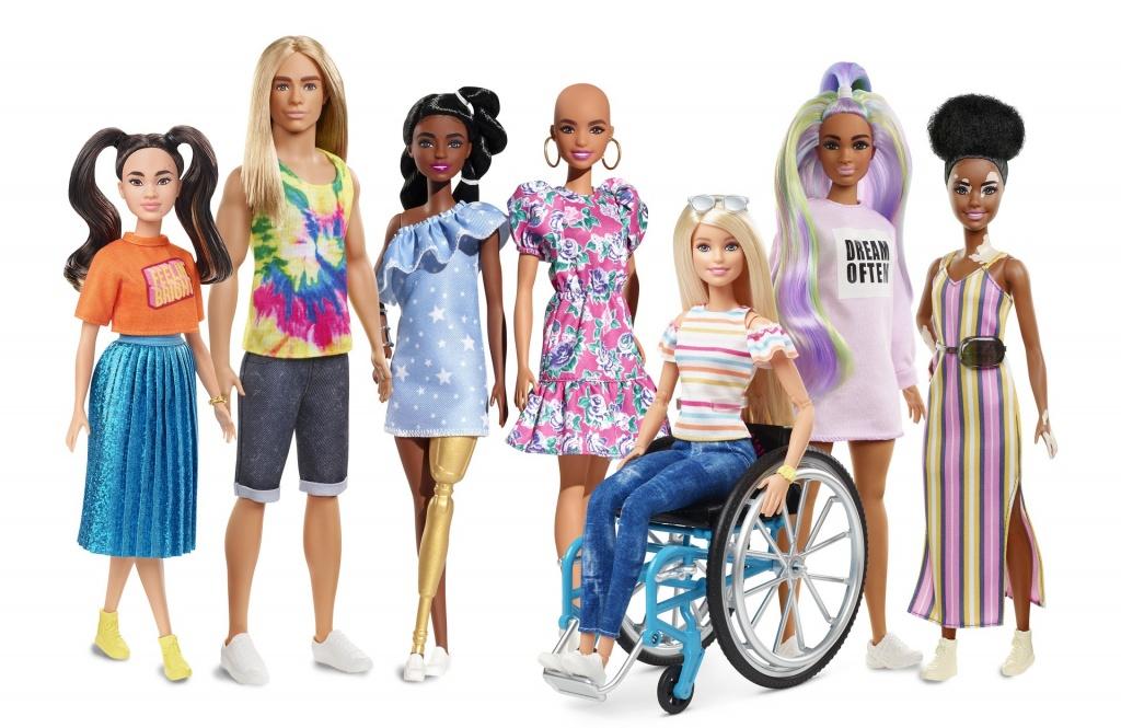все куклы от маттел картинки эти фотографии