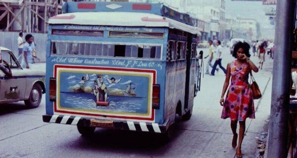 31 цветная фотография, документирующая жизнь Гаити в 1970‑е