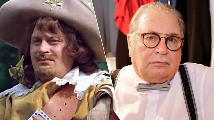 Как изменились звезды фильма «Д'Артаньян и три мушкетера»