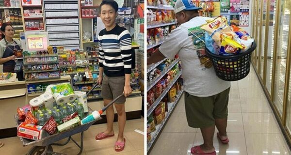 «Пакета не надо!» Магазины Таиланда начали отказываться от пластика