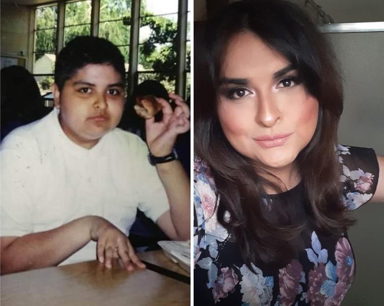 25 людей, которых взросление и уход за собой превратили в настоящих красавчиков фото