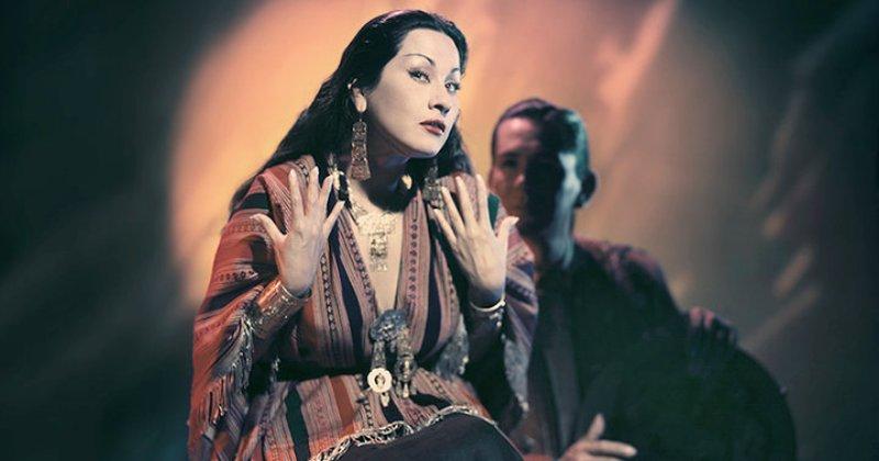 «Принцесса инков» Има Сумак: неземной голос Анд, запрещенный в СССР фото