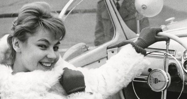 Манекенщица Мила Романовская: история советской Золушки