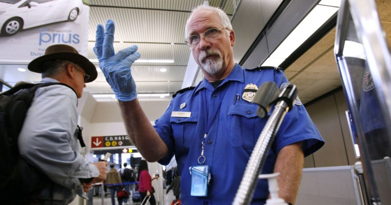 Эта коллекция предметов, изъятых у авиапассажиров службой TSA сделает ваш день фото