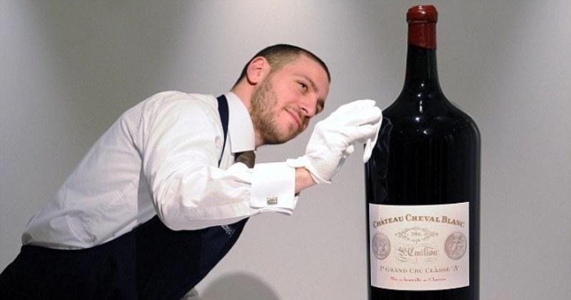 Красное вино помогает избавиться от проблем с психикой фото