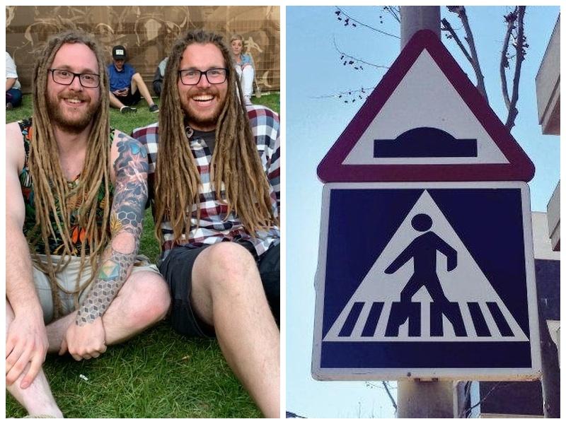 20 совпадений, которые доказывают, что жизнь очень любит с нами шутить фото