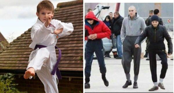 Маленький, да удаленький: 10-летний каратист задержал банду из трех грабителей