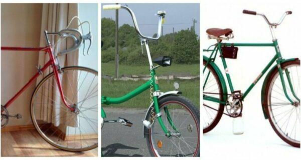 10 «неубиваемых» велосипедов с маркировкой «сделано вСССР»