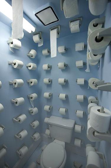 20 примеров самого нелепого и смешного дизайна ванной комнаты