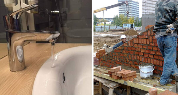 20 примеров того, что строительство не всегда подчиняется человеческой логике