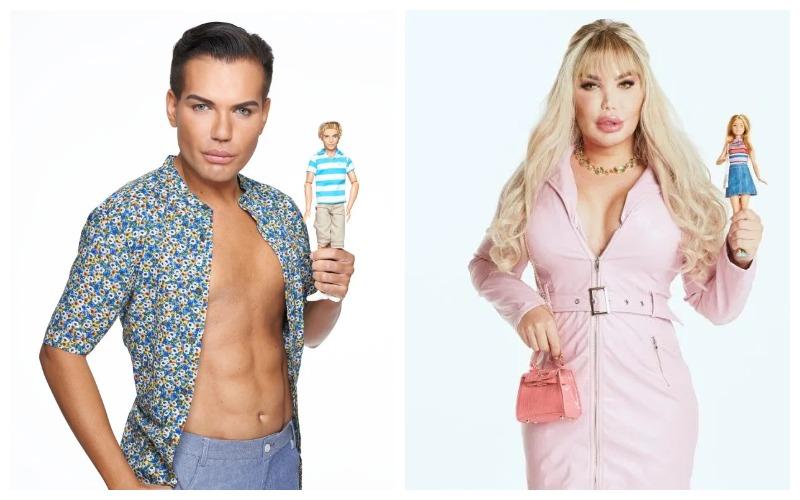 От Кена к Барби: человек-кукла сменил пол и планирует стать матерью фото