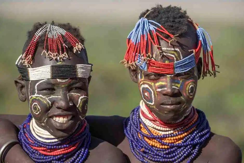 поставить африканские племена нила фото оставаться