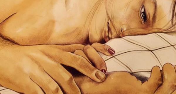 10 самых популярных художников эротического жанра из инстаграма