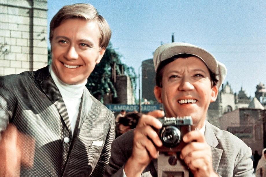 Тест: Узнайте знаменитые советские кинокомедии по кадру! фото
