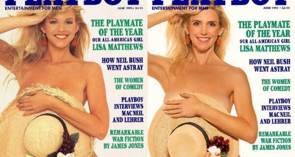 Мода на соблазн не проходит никогда: горячие красотки воссоздали культовые позы звезд Playboy