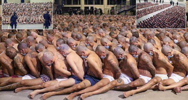Коронавирус против банд: в тюрьмах Сальвадора ужесточили режим, наплевав на карантин