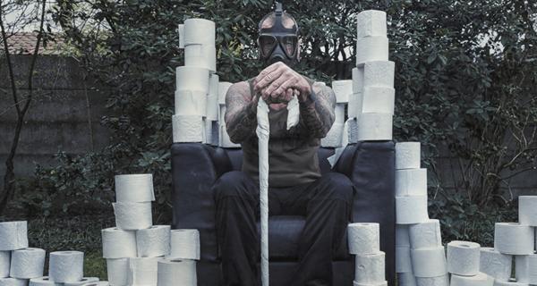 Хроники апокалипсиса: фотопроект, вдохновленный карантином