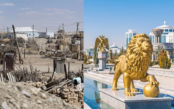 Как живут люди Туркмении в 2020 году фото