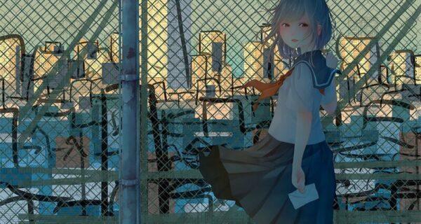 Потрясающие рисунки Коуки Икегамиа, которые выглядят как кадры изаниме