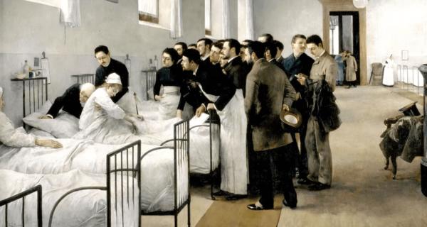 История ИВЛ: как спасали людей от библейских времен до нашихдней