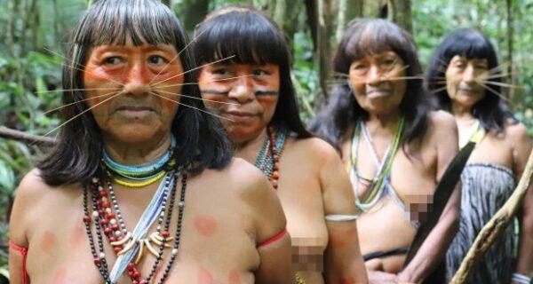 Дух Амазонки: жизнь древнего племени матсес — «людей-ягуаров»
