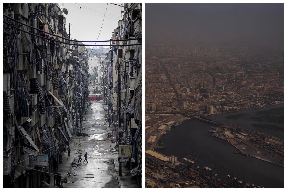 Урбанистический ад: 20 фото, которые показывают темную сторону этого мира фото