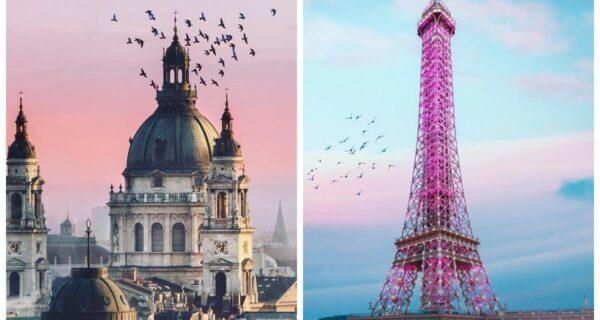 30 снимков с дрона, которые раскрывают всю красоту мира