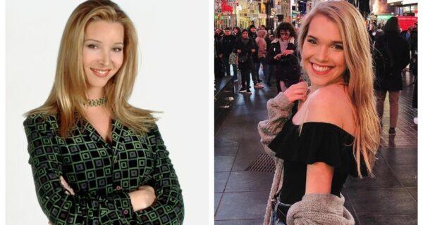 Девушка, сыгравшая дочь Фиби из «Друзей», выросла и стала похожа на свою телемаму
