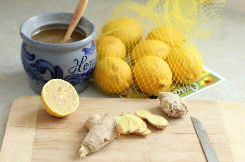 почему нельзя есть лимон, имбирь, лук и чеснок
