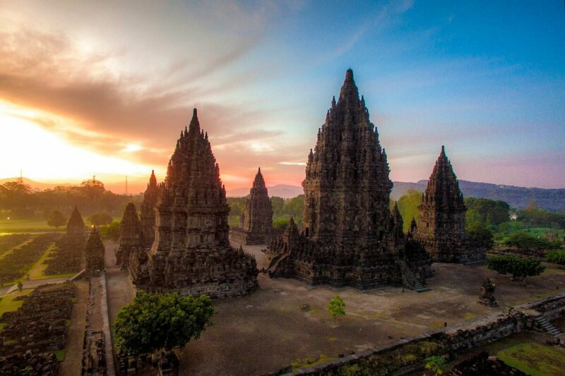 Храмовый комплекс Прамбанан