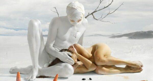 Эротический сюрреализм в фотоработах Макса Сауко из Иркутска