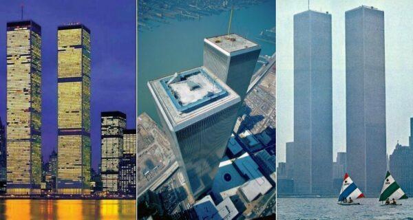 Башни-близнецы в 70‑е: как выглядел Всемирный торговый центр в самом начале