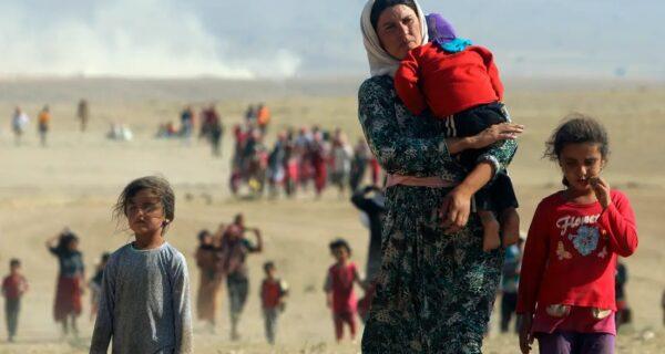 Настал час расплаты: езидки, которые находились в секс-плену у террористов ИГИЛа, требуют суда над насильниками