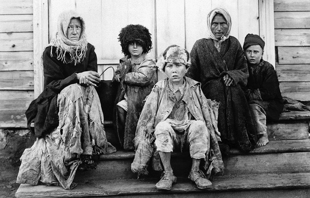 Когда и почему голодали в СССР фото