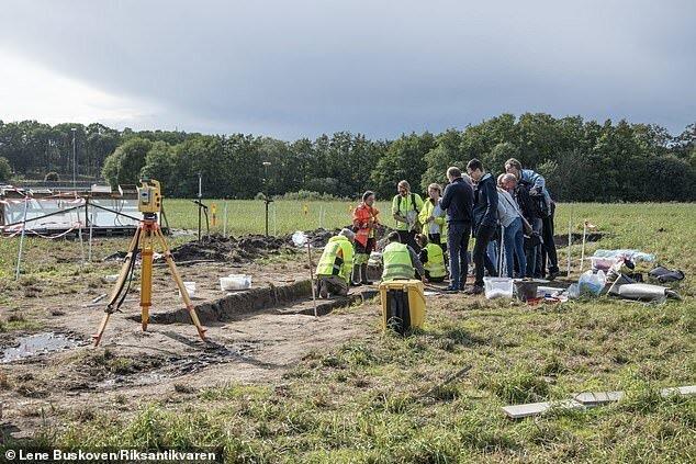 Ученые планируют операцию поспасению корабля викингов скоролем икоролевой