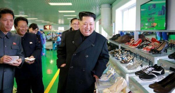 Золотой идол: роскошная жизнь Ким ЧенЫна