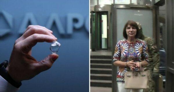 Бриллиантовые трусы: сотрудница «Алросы» вынесла в нижнем белье алмазов на 300 млн рублей