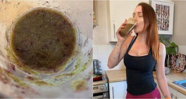 Нетрадиционная медицина: женщина пьет смузи со спермой, чтобы не заболеть коронавирусом