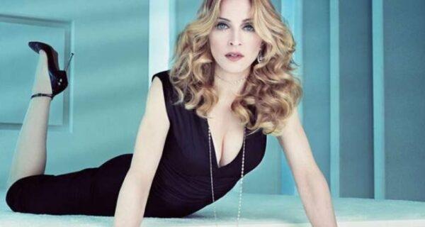 Мадонна похвалилась мощными ягодицами с имплантами
