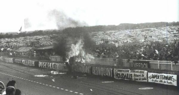Как прошла авария на гонке в Ле-Мане, самая страшная трагедия в мире автоспорта