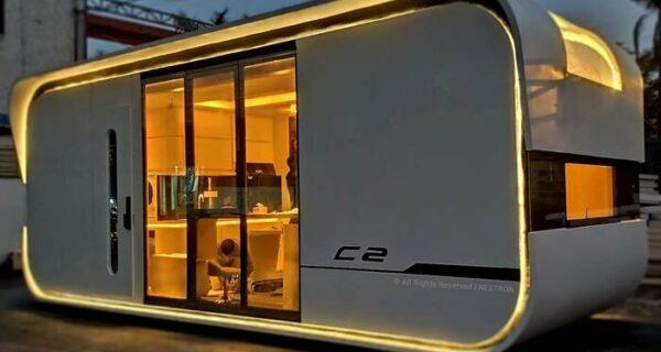 Как устроен малогабаритный умный дом Cube2 за 52 тысячи долларов