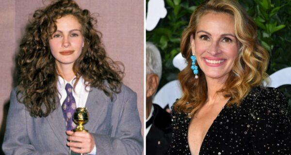 8 знаменитых актеров и актрис во время получения своей первой кинопремии и сейчас