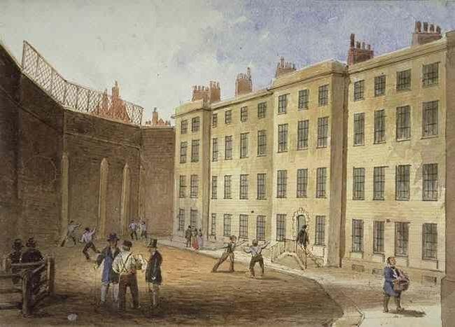 Как в тюрьме 19-го века появилась Лестница Кьюбитта, прародительница современных тренажеров фото