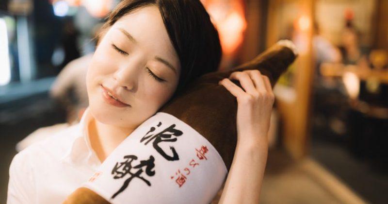 Саке. Вся правда о традиционной японской выпивке