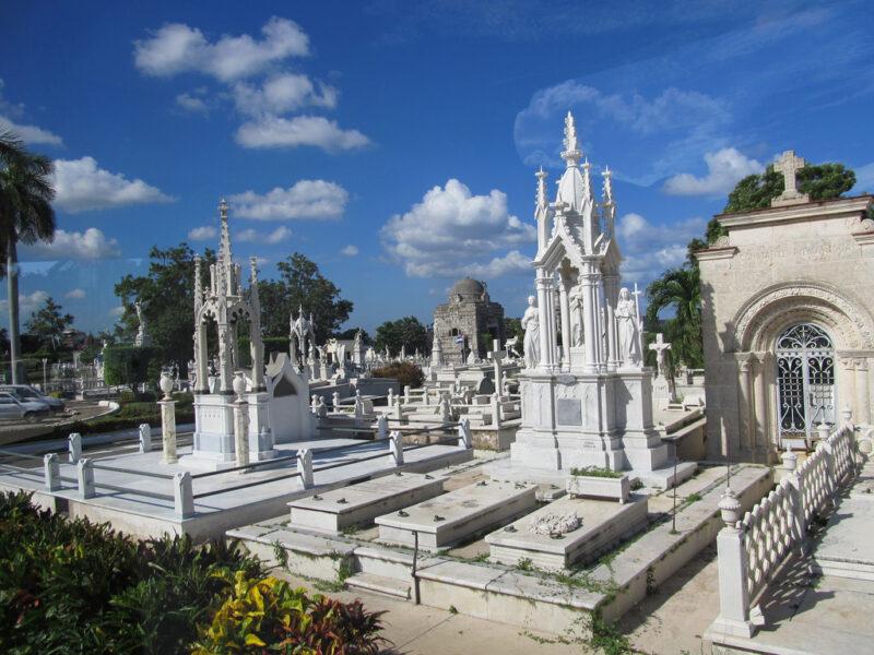 Кладбище Колон: описание, история, экскурсии, точный адрес
