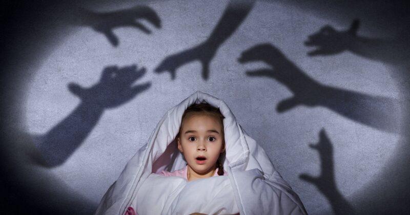 ночные панические страхи ребенка