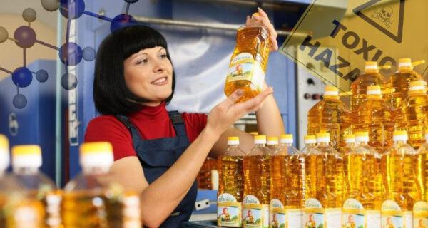 Яд на сковородке: чем опасно рафинированное растительное масло