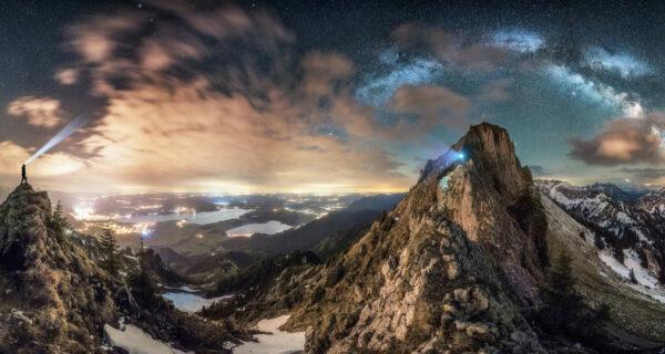 Путь к звездам: лучшие снимки с конкурса астрофотографии Insight Investment Astronomy Photographer of the Year-2020